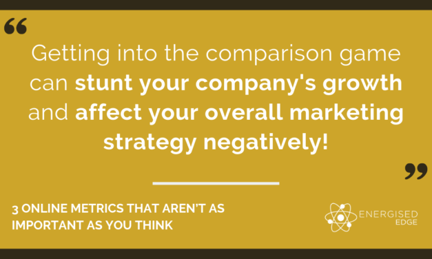 3 Online Metrics That Aren't as Important as You Think