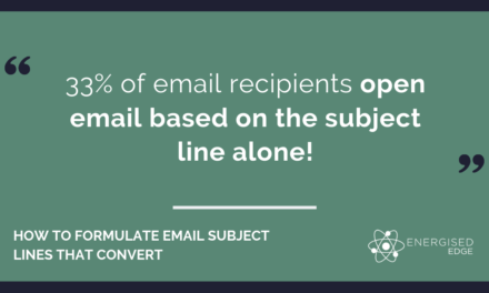 How To Formulate Email Subject Lines That Convert